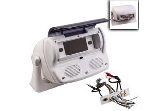 DNA Waterproof Marine Radio White Head Unit Cover