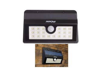 MPOW 20 LED Solar Outdoor Lighting