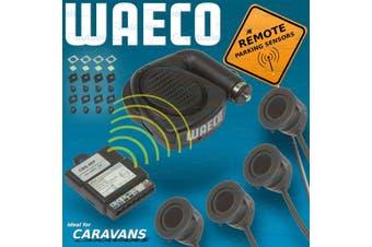 Waeco 4 Backup Sensors Car Reversing System