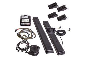 Waeco 4 Backup Sensors Car Reversing System with Beeps