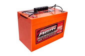 110AH AGM SLA 12V Deep Cycle Dual Purpose Battery