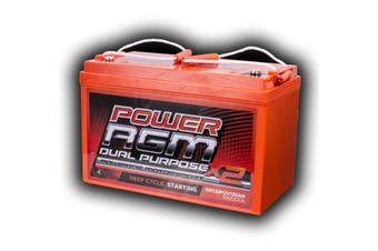 135AH AGM SLA 12V Deep Cycle Dual Purpose Battery