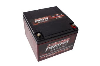26AH AGM 12V Deep Cycle Battery for Security Communication Medical Control Equipment Emergency Power