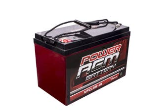 Power AGM 135AH SLA 12V Deep Cycle Battery