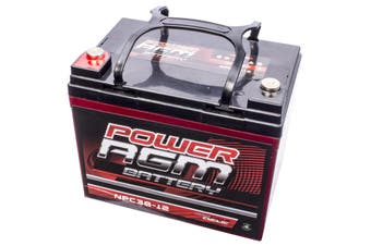 38Ah AGM SLA 12V Deep Cycle Battery