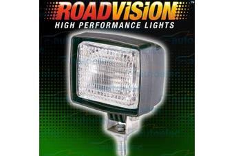 Roadvision Work Light Lamp Flood Truck 4wd Ute Tray 12V 12 Volt 55W Watt Ns1108F