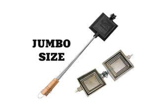 Jumbo Campfire Jaffle Iron Sandwich Maker