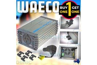 Black Friday Waeco 12V 350W DC Modified Sine Wave Power Inverter 2 For 1