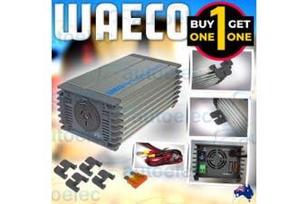 Black Friday Waeco 12V 700W DC Modified Sine Wave Power Inverter 2 For 1