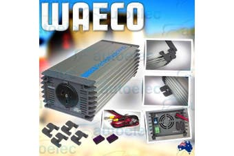 Waeco 12V 1100W DC Modified Sine Wave Power Inverter