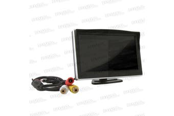 DNA 5 Inch Dash Mount Reverse Camera LCD Monitor