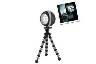 20 LED Magnetic Ball Rechargable Inspection Light