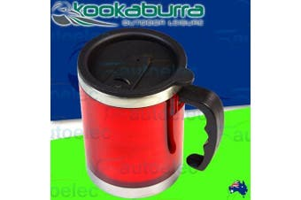 Kookaburra Insulated Hot Cold Travel Mug