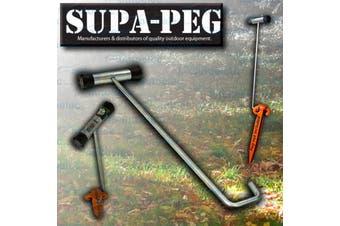 Supa Peg Tent Peg Remover