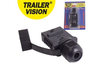Trailer Vision Anderson Plug Weather Proof Male Cover