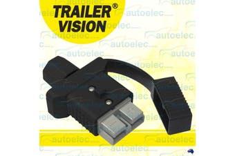 Trailer Vision Anderson 50A Plug Cover Black
