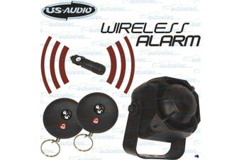 US Audio Remote Keyless Car Security Alarm System