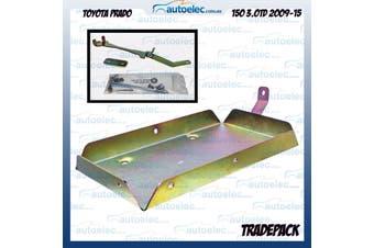 Dual Battery Tray System for Toyota Prado Turbo 150 2009-15 Trade Pack