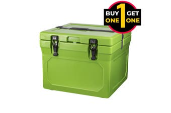 Black Friday Waeco Green 22L Litre Ice Box Cooler 2 For 1