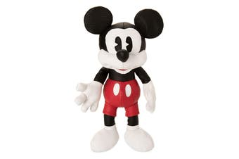 Mickey Mouse Plush PU leather 27 cm