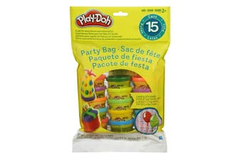 Play Doh Party Bag 15 Cans