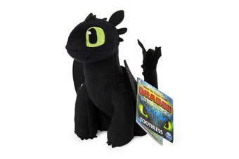 Toothless Dragon Plush How to Train Your Dragon