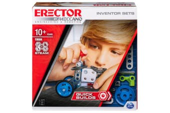 Meccano Innovation Sets Quick Builds