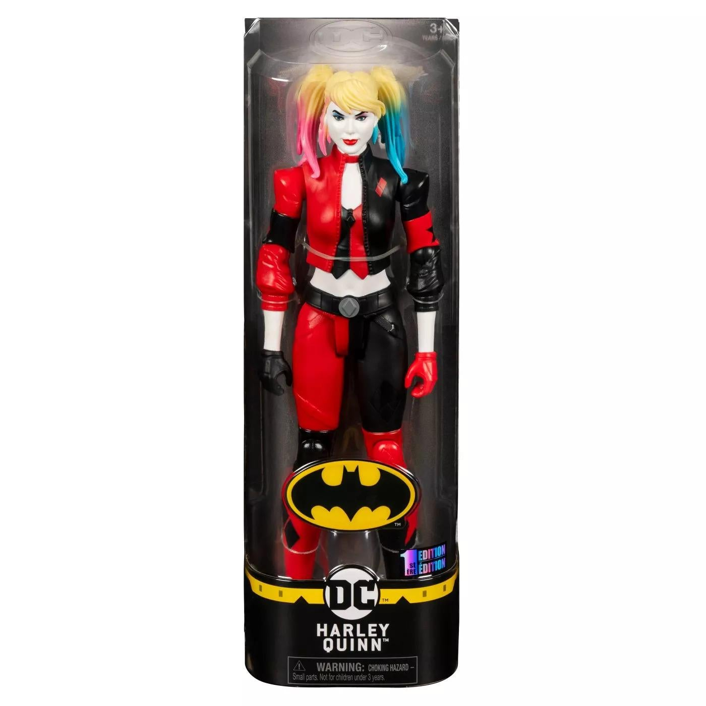 Batman Harley Quinn Hula Girl Dashboard Doll Brand New