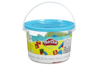 Play Doh Fun with Numbers Bucket
