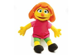 Julia Soft Toy Sesame Street
