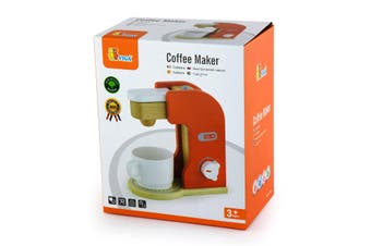Viga Wooden Coffee Maker Toy