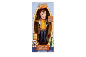 Talking Interactive Woody Action Figure