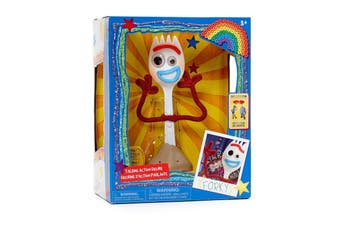 Forky Interactive Talking Action Figure