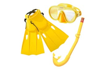 Intex Master Class Snorkeling Swim Set