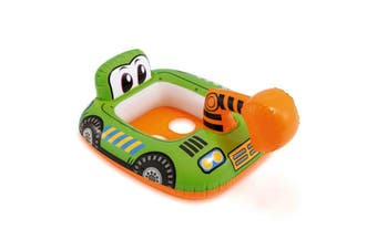 Excavator Intex Kiddie Pool Float