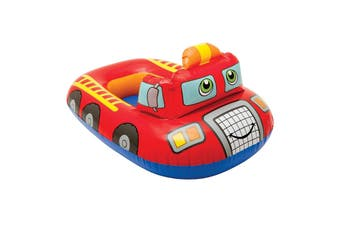 Fire Truck Intex Kiddie Pool Float