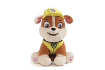 Paw Patrol Rubble Plush 23cm