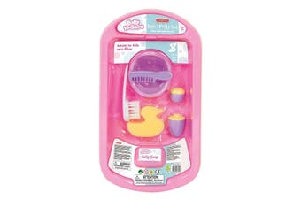 Bath and Potty Set Baby Huggles