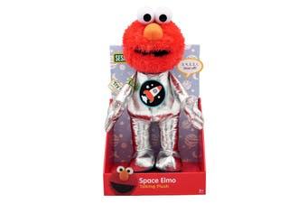 Space Elmo Talking Plush