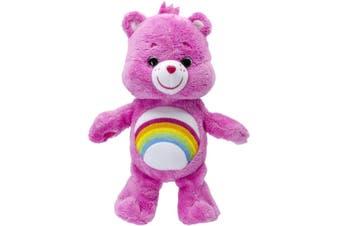 Cheer Bear Care Bears Beanie Plush