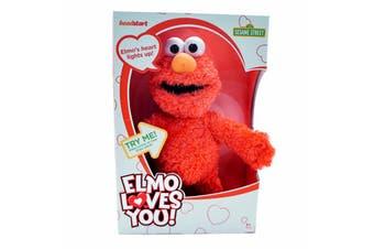 Elmo Loves You Sesame Street