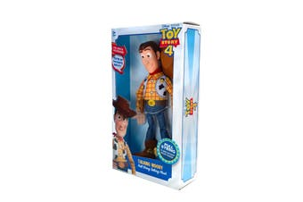 Pull String Talking Woody Plush