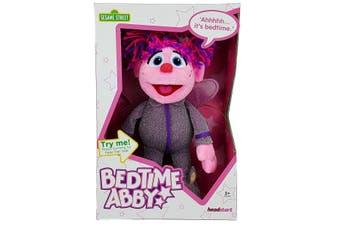 Talking Bedtime Abby Cadabby Sesame Street