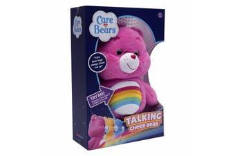 Talking Cheer Bear Care Bears
