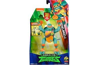 Rise Of The TMNT Deluxe Figure Michelangelo