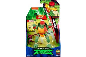 Rise Of The TMNT Deluxe Figure Raphael