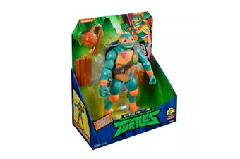 Rise Of The TMNT Giant Figures Michelangelo