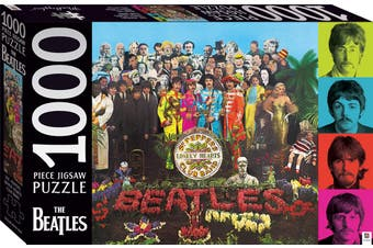 The Beatles Jigsaw Sgt. Pepper's Lonely Hearts Club Band