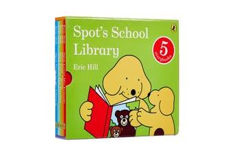 Spots School Library 5 Book Set