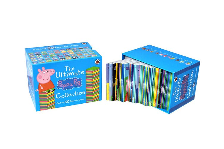 The Ultimate Peppa Pig Collection 50 Books